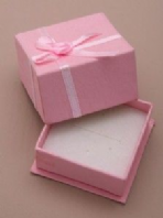 Pastel ring/earring box (Code 2176)